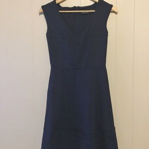 New Cynthia Rowley Navy Dress